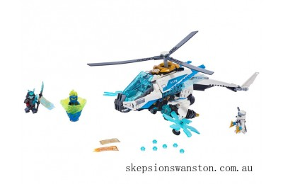 Outlet Sale Lego ShuriCopter