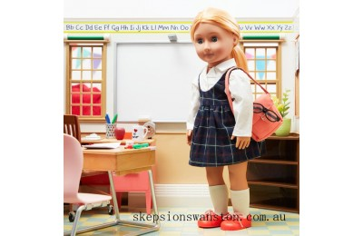Clearance Our Generation Deluxe School Uniform Outfit