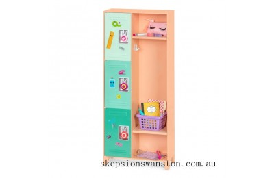 Outlet Sale Our Generation School Locker Set