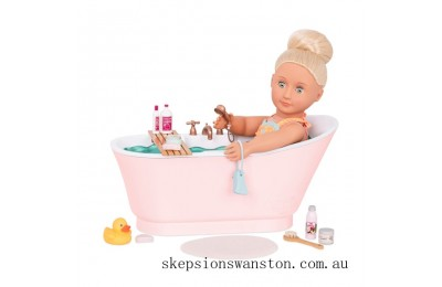 Clearance Our Generation Bath and Bubbles Set