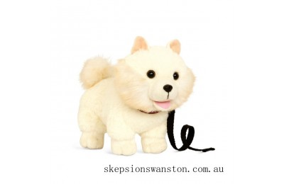 Outlet Sale Our Generation 15cm Poseable Pomeranian Pup