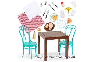 Outlet Sale Our Generation Pizzeria Table Set