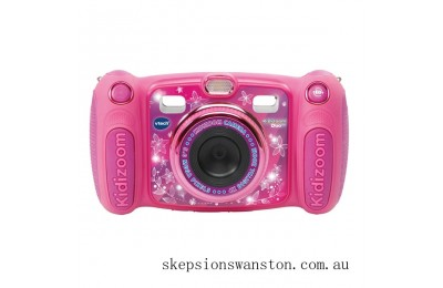 Discounted VTech Kidizoom Duo Camera 5.0 Pink