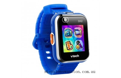 Outlet Sale VTech Kidizoom Smart Watch DX2 Blue