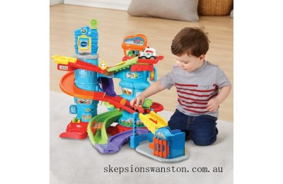 Discounted VTech Toot-Toot Drivers Police Tower