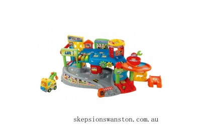 Clearance VTech Toot-Toot Drivers Garage