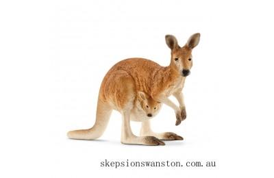 Discounted Schleich Kangaroo