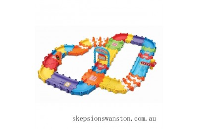 Genuine VTech Toot-Toot Drivers Track Set