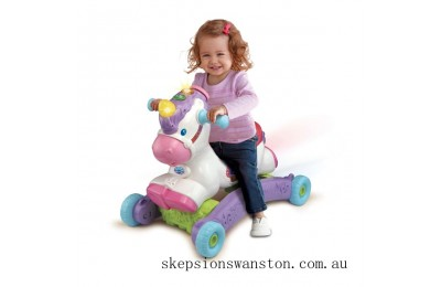 Clearance VTech Rock & Ride Unicorn