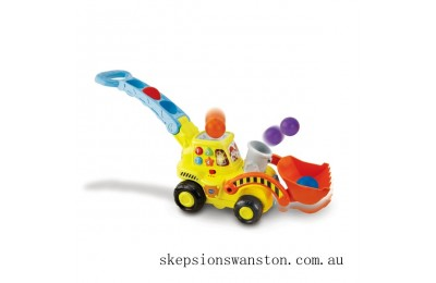 Clearance VTech Pop & Drop Digger