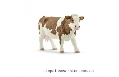 Discounted Schleich Simmental Cow Figure