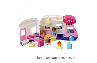 Discounted Toot-Toot Friends Moonlight Campervan