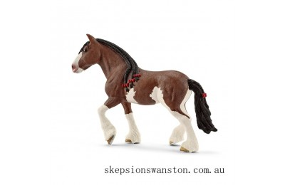 Discounted Schleich Clydesdale Mare