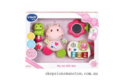 Clearance VTech My First Gift Set Pink