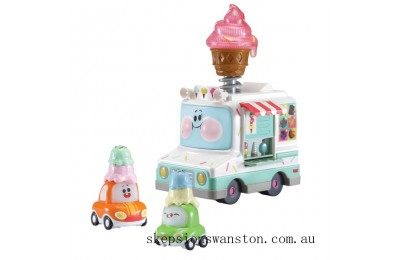 Clearance Vtech Toot-Toot Cory Carson Eileen Ice Cream Van