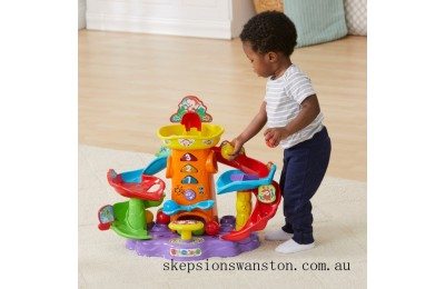 Outlet Sale VTech Pop-a-Ball Pop & Play Tower