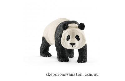 Hot Sale Schleich Giant Panda Male