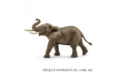 Discounted Schleich African Male Elephant