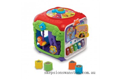 Hot Sale VTech Sort & Discover Activity Cube
