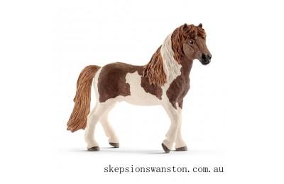 Genuine Schleich Icelandic Pony Stallion