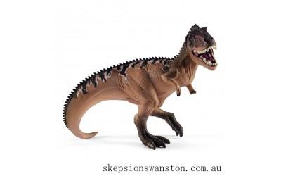 Genuine Schleich Giganotosaurus