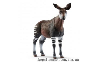 Clearance Schleich Okapi