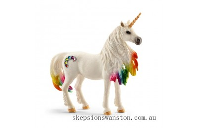 Outlet Sale Schleich Rainbow Unicorn, Mare