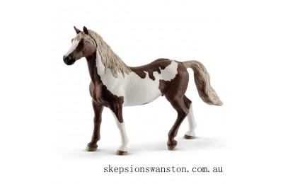 Discounted Schleich  Paint Horse Gelding
