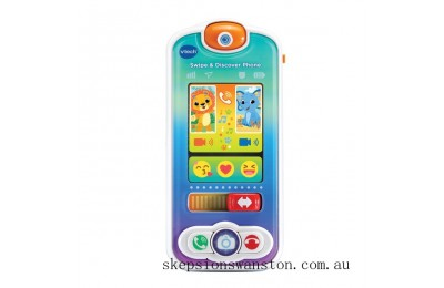 Clearance Vtech Swipe & Discover Phone