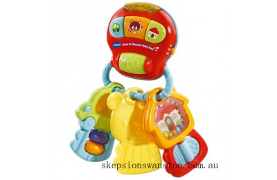 Discounted VTech Drive & Discover Baby Keys