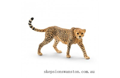 Clearance Schleich Female Cheetah