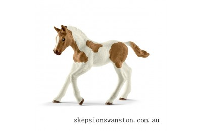 Outlet Sale Schleich Paint Horse Foal
