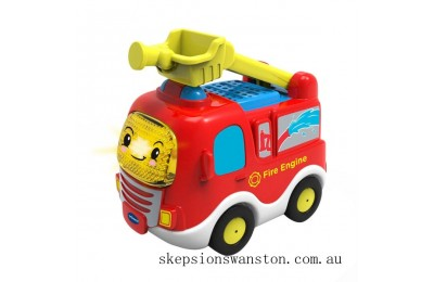 Clearance VTech Toot-Toot Drivers Fire Engine