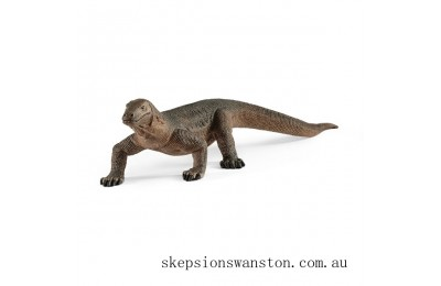 Genuine Schleich Komodo Dragon