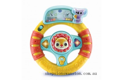 Clearance Vtech Baby Roar & Explore Wheel