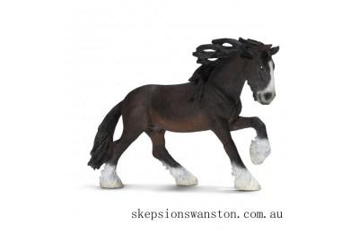 Discounted Schleich Shire Stallion
