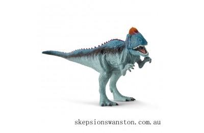 Discounted Schleich Cryolophosaurus