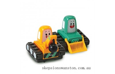 Discounted Vtech Toot-Toot Cory Carson Kimmy & Timmy mini Duo 2 Pack