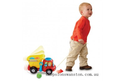 Genuine VTech Put & Take Dumper Truck
