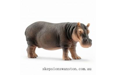 Discounted Schleich Hippopotamus