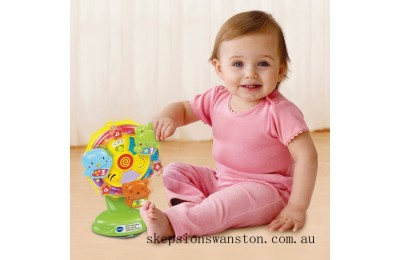 Outlet Sale VTech Little Friendlies Sing Along Spinning Wheel