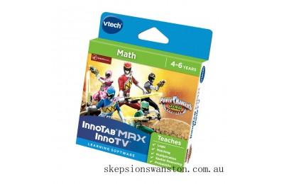 Clearance Vtech InnoTab & InnoTV Power Rangers