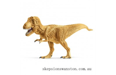 Outlet Sale Schleich Golden T-Rex