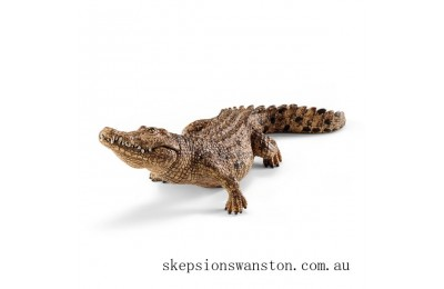 Genuine Schleich Crocodile