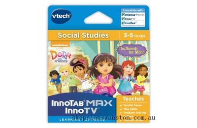 Discounted VTech Inno Dora & Friends