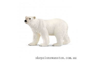 Discounted Schleich Polar Bear