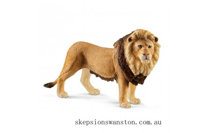 Genuine Schleich Lion
