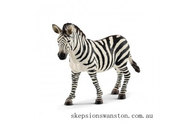 Outlet Sale Schleich Zebra, female