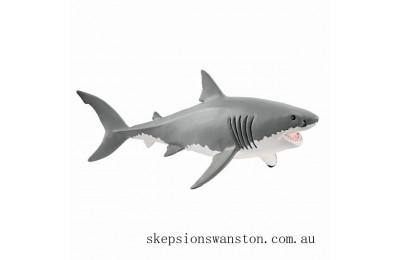 Hot Sale Schleich Great Whilte Shark