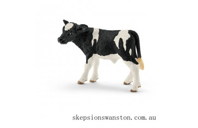 Outlet Sale Schleich Holstein Calf Figure